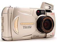 Olympus D490 digital camera