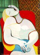 Le rêve, Pablo Picasso, 1934