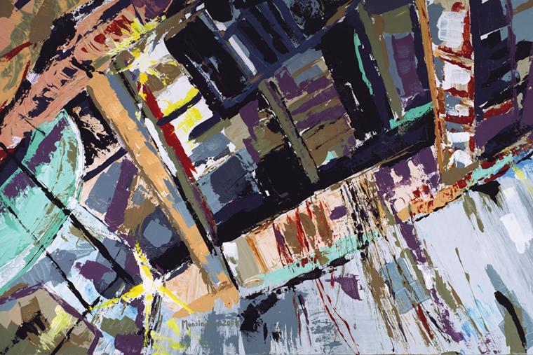 Urban Abstracted No. 2