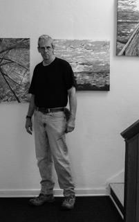 Spence Munsinger, artist and painter
